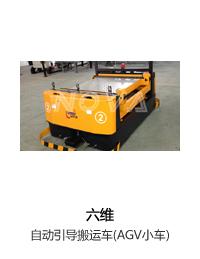 六维自动引导搬运车(AGV小车)