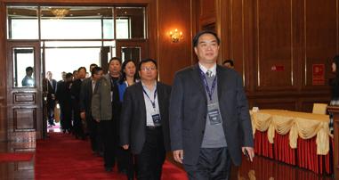 群英闪耀 2014中国物流技术装备峰会盛大召开