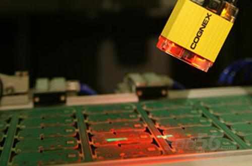 康耐视Cognex DataMan 100在电子制造行业中的出色表现