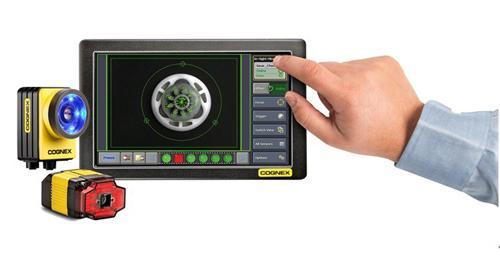 康耐视宣布为Vision和ID系统推出229mm触摸屏