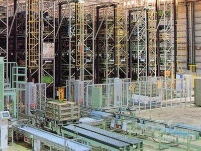 货架是钢结构或钢筋混凝土堆砌的建筑物或结构体