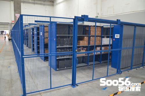 戴姆勒打造汽车配件高效物流仓储中心