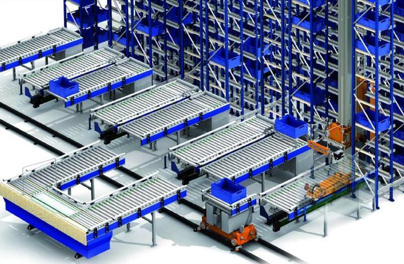 简析自动化立体仓库系统的未来