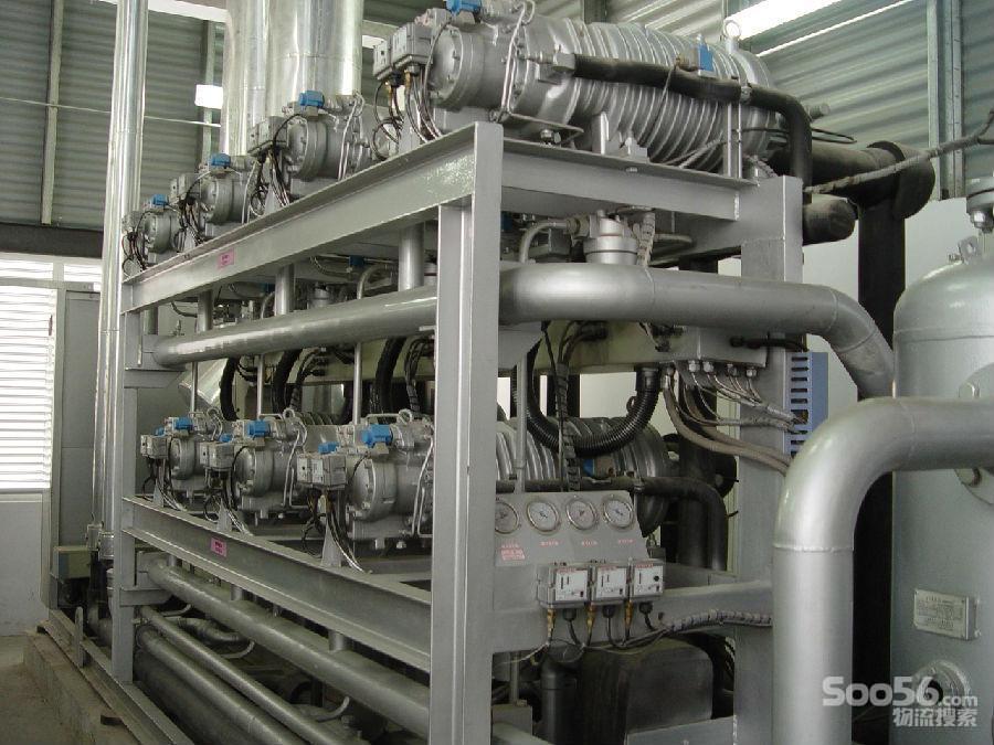 冷库氨制冷系统自动控制案例-学路网-学习路上 有我