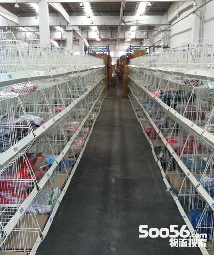 森马集团上海公司自动化物流配送中心图片